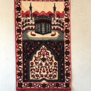 Ancient Building Wall Tapestry